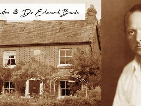 The wonderful life and work of Dr. Edward Bach