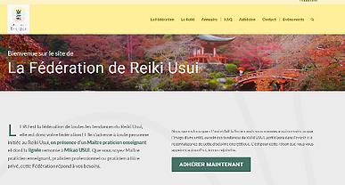 lien federation de reiki