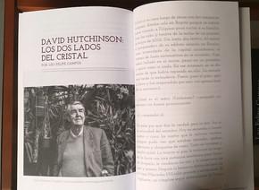 David Hutchinson: los dos lados del cristal