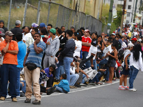 Se intensifica deportación de colombianos desde Venezuela