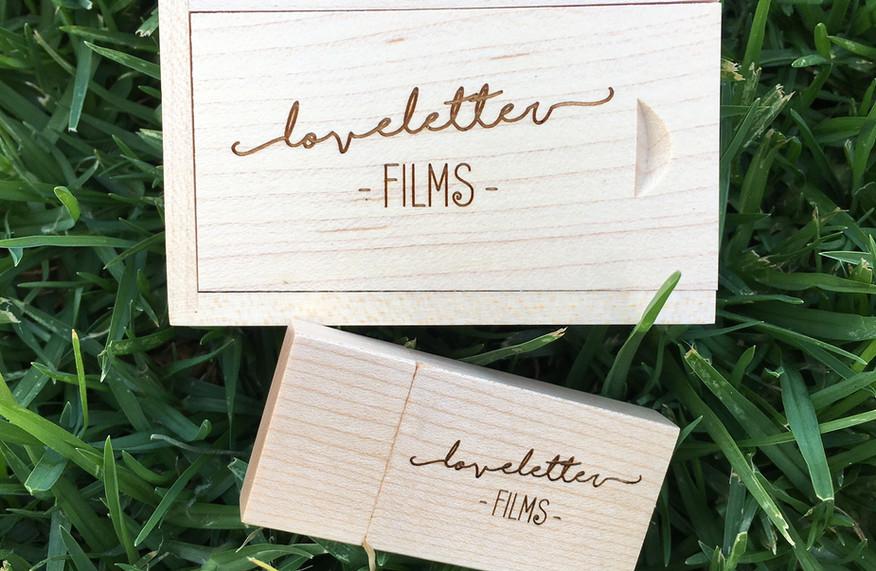 Engraved packaging