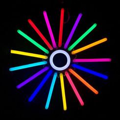 Colour Wheel On (dark)
