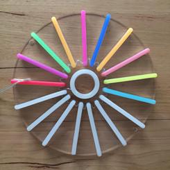 Colour Wheel Off