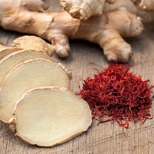 Red Ginger & Saffron