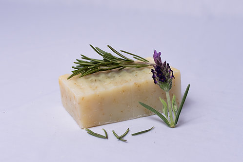 ECZEMA RELIEF ORGANIC 4 OZ SOAP