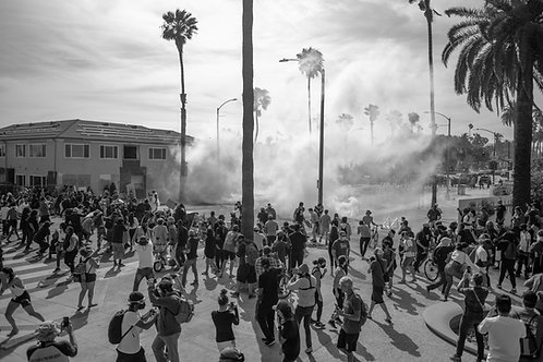 Tear Gassed