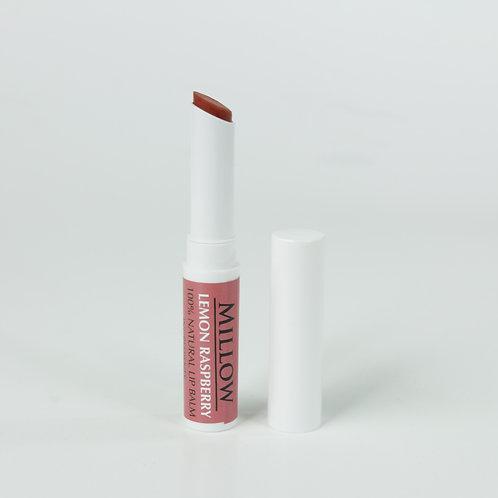 Lemon Raspberry Tinted Lip Balm