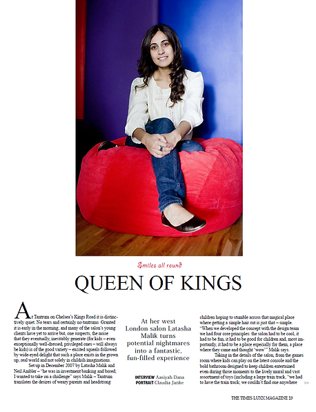 Aasiyah Dana - Tantrum Interview