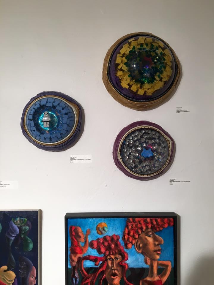 Aqua Art Miami 2015 - HuNoo