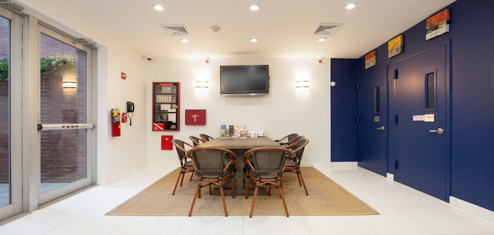 Space776 Residency room