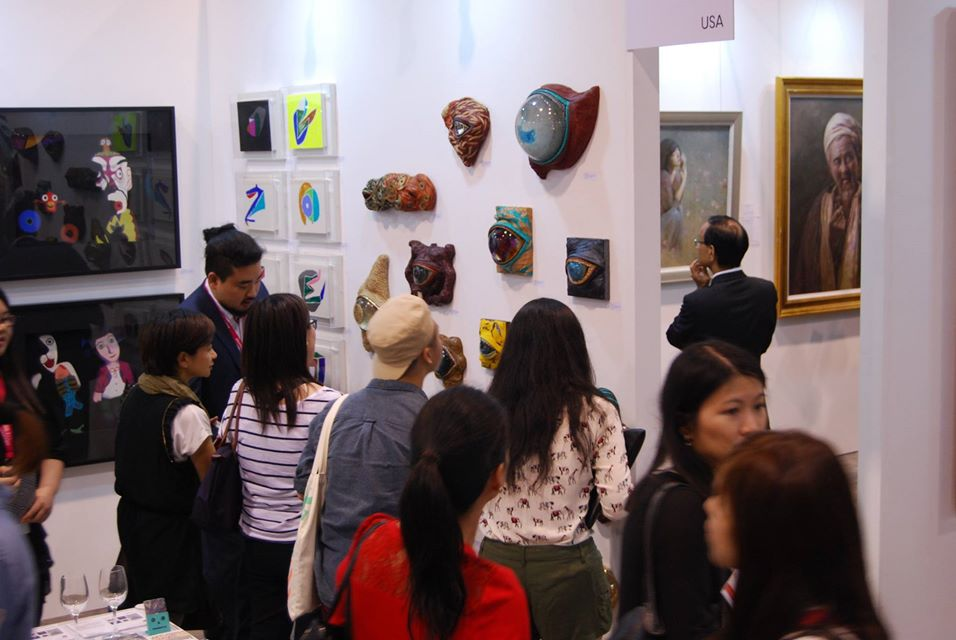 Affordable art fair HongKong 2015