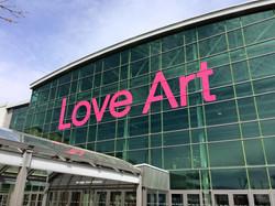 Love art Toronto 2015