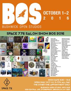 Bushwick Open Studio