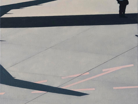 Bai Mengfan: Landing