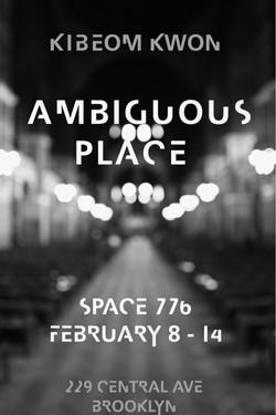 Ambiguous Place