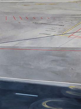 25.0966N, 102.9286E, 2021, oil on canvas