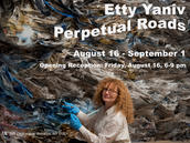 Etty Yaniv: Perpetual Roads