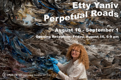 Etty Yaniv | Perpetual Roads