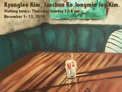 Kyunglee Kim, Jaechun Ko, Jongmin Joy Kim: Untitled