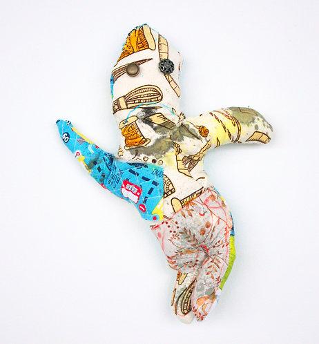 Dancing Buddy by artist So Ye Oh