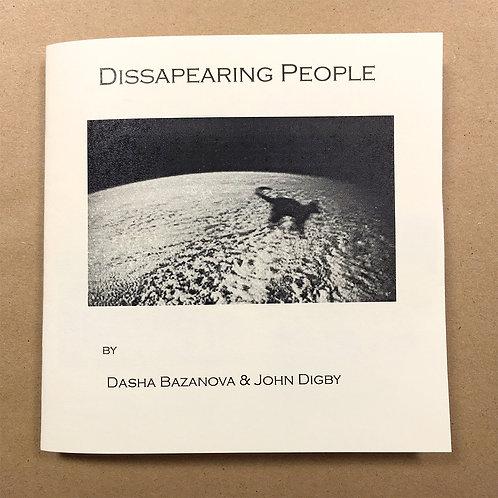 Dissapearing People by Dasha Bazanova and John Digby