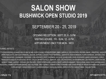 Salon Show, Bushwick Open Studio 2019