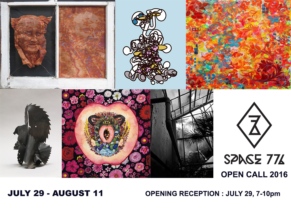 Opencall Selected artist 2016