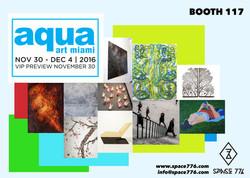 Aqua Art Miami 2016