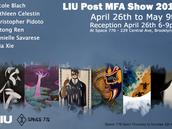 LIU Post MFA Show
