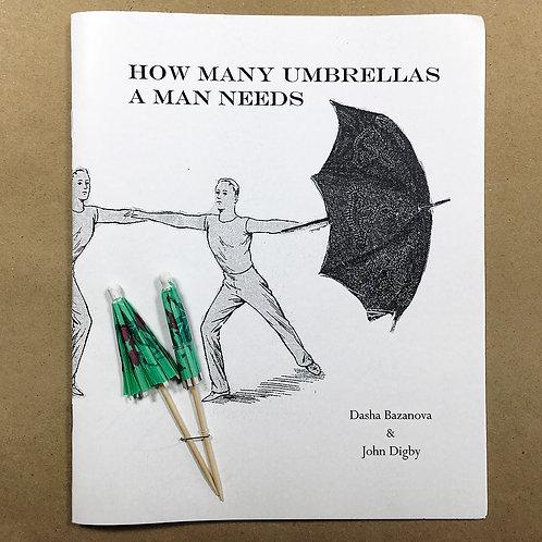 How Many Umbrellas A Man Needs