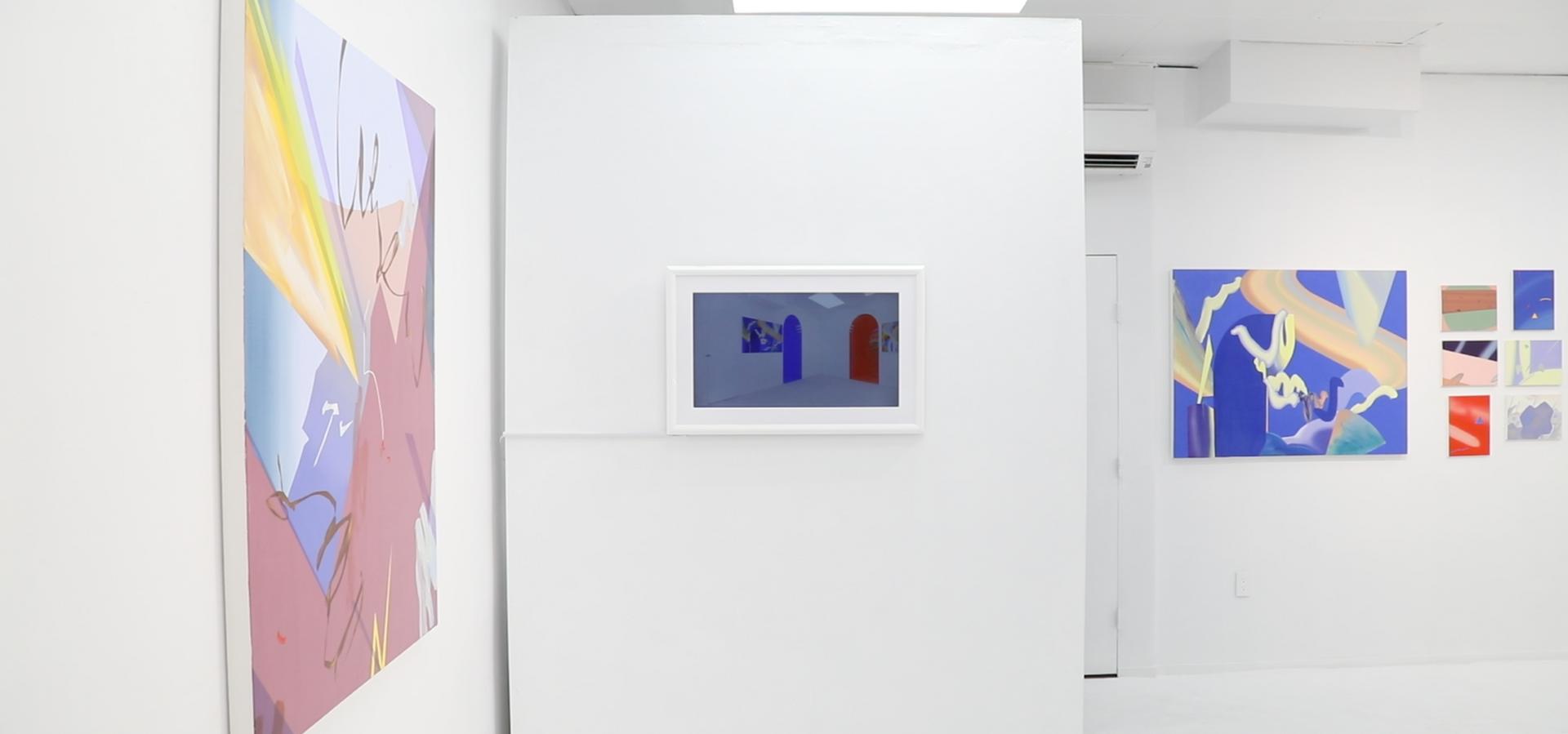 Jaena Kwon: Constellation-The Hidden Dimension