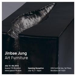 Jinbae Jung Solo show