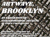 Artwave Brooklyn: Marten Joy, Shuto Okayasu
