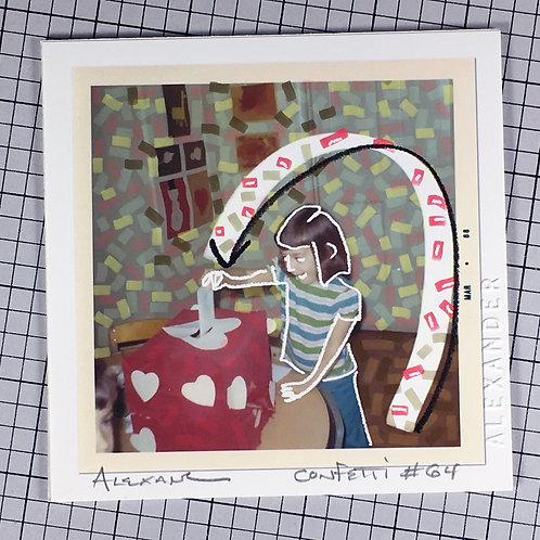 Dave Alexander - Confetti #64
