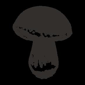 Skizziert Mushroom