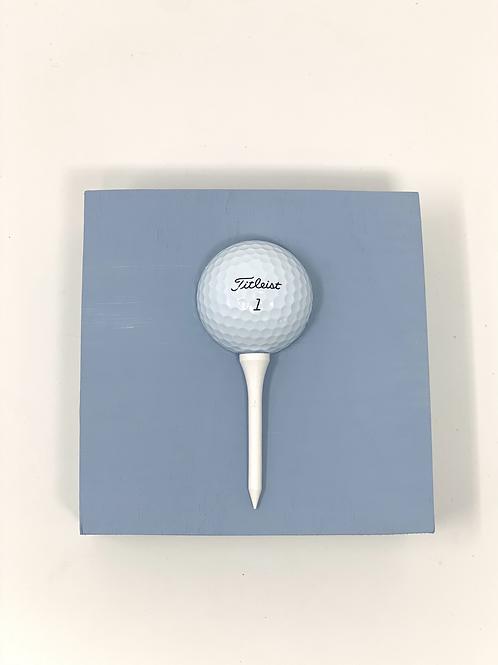 Blue Golf Ball Mini