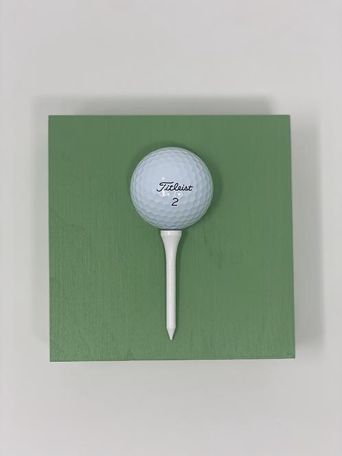Green Golf Ball Mini