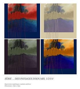 Paysages insoumis, Élise Dumais
