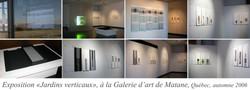 Exposition «Jardins Verticaux»