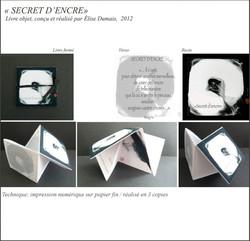 «Secret d'encre»
