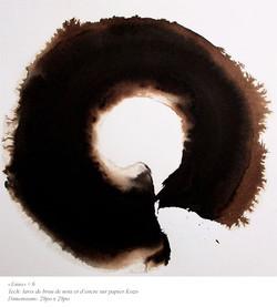 «Enso» maron #6
