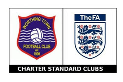 Worthing Town Football Club Logo
