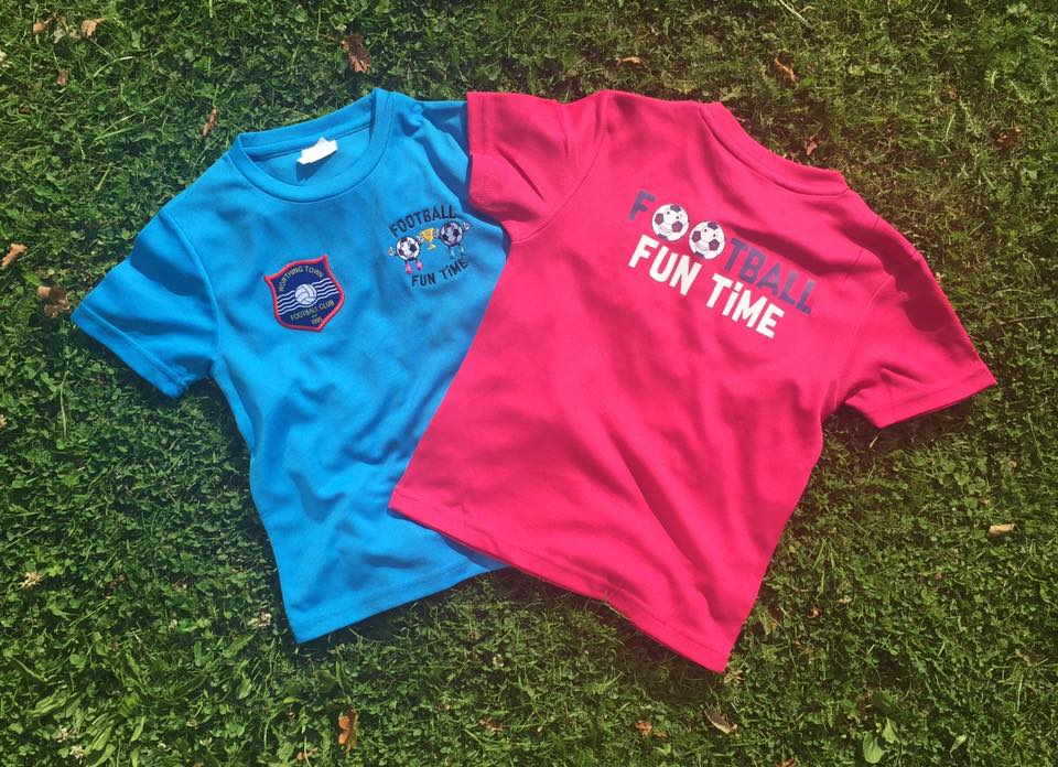 Football Fun Time Team Kit