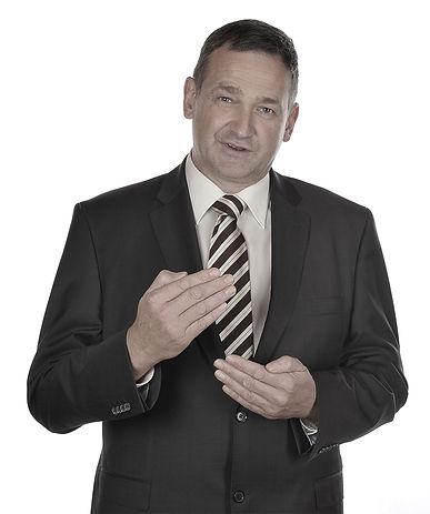 Bürgermeister Fran Bröhl