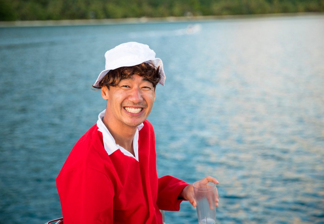 Dokko as Gilligan