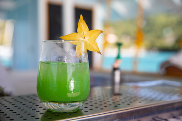 Green Drink - Bar One