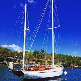 Gitana in Boothbay