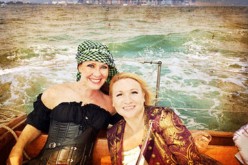 Stacia and Capiak Pirate Sail.jpg