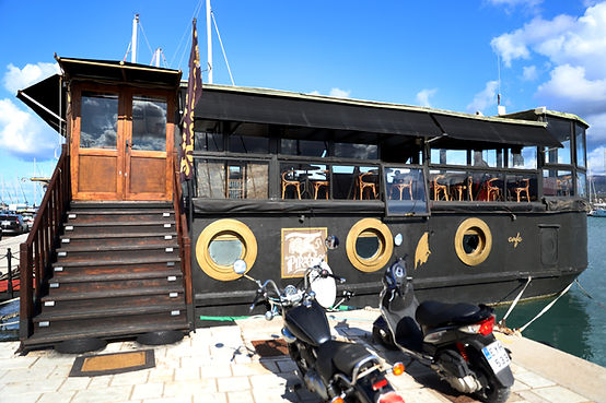 Lefkada Pirate Bar