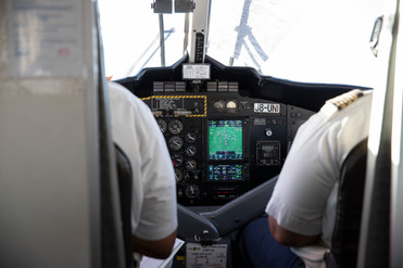 Bequia Flight